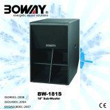 Boway 직업적인 시끄러운 스피커 (BW-181S)