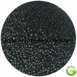 Fertilizante orgânico granulado de NPK