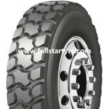 Pneu en acier off-The-Road de Runtek 13r22.5, pneu radial du pneu 295/80r22.5 de camion d'extraction de Safecess