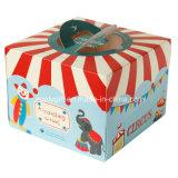 Boîtes de papier de empaquetage à mini gâteau de carton d'impression de qualité