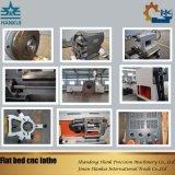 Китайский Lathe оси CNC 2 поставкы изготовления Cknc61125