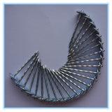 高品質およびCompatitiveの価格のねじれのすねの傘ヘッド屋根ふきの釘