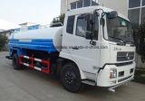 Vrachtwagen 10 van het Vervoer van het Water van de Verkoop 170kw van Dongfeng Hete Kl aan de Vrachtwagen van Water 15 Kl