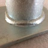 Подгоняно штемпелюющ отжатый частями металл части штемпелюя части заварки
