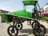 水田およびFarmlandandのためのAidiのブランド4WD Hst力の農業機械ブームのスプレーヤー