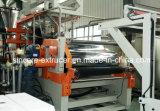 Plastikhaustier-Blatt-Strangpresßling-Zeile nicht kristallene Blatt-Maschine