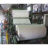 Machine de papier de culture, réutilisant la machine, machine de papier à lettres, machine de Livre Blanc
