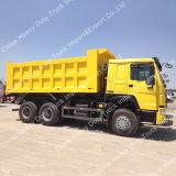 10荷車引き6X4容量ダンプトラック25トンの構築の