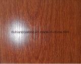 De la fábrica de la venta madera contrachapada de la decoración de la madera contrachapada de la melamina directo
