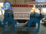 Shredder do pneumático com produto acabado da idéia, capacidade 5-15t/H