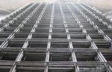 中国の製造者は冷間圧延された鋼鉄Rebarによって溶接されるワイヤーファブリック網パネルを補強する