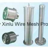Pantalla de filtro de aceite de cuña Wire