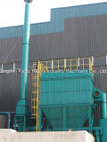 Beutel-Haus-Staub-Abbau-Systems-Beutelfilter-Staub-Sammler, Staub-Sammler