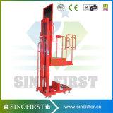 Plate-forme verticale automatique de machine de soudure d'homme