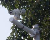 屋外の夜間視界赤外線レーザーIR PTZのカメラ