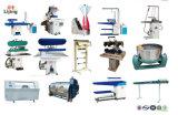 Máquina passando das folhas comerciais da lavanderia (YP-8025-1)