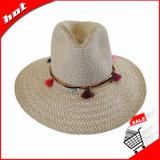 Chapéu bonito da mulher do chapéu flexível