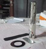 Струбцина нержавеющей стали Frameless рельса балюстрады стеклянная (подвергать механической обработке CNC)