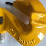 Gancho de leva galvanizado barato al por mayor de la horquilla del acero de aleación