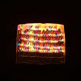 Эксплуатируемый батареей шнур медного провода освещает Multicolor миниые света СИД