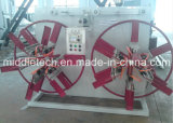PVC/HDPE/PPR/grosser Durchmesser-Plastikrohr-Winde-Wirbelmaschine