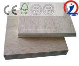 Madera contrachapada combinada madera dura del abedul del álamo de la base