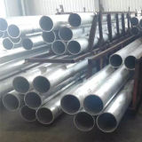Uitgedreven Buis van de Legering van het Aluminium 6063 T5 voor Pijpleiding