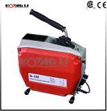 Tuyau électrique Égoutter Machine de nettoyage (D-150)