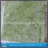 Tegels van de Vloer en van de Muur van de Badkamers van de Keuken van China Dandon de Groene Marmeren