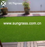 20mm Landscapeか庭またはRecreation Artificial Lawn (QDS-20-35)