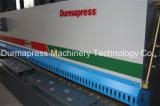 QC12y scherende Stahlmaschine 10*3200mm, CNC-Platten-scherende Maschine, Blatt-Ausschnitt-Maschine