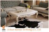 ヨーロッパの居間のコーヒーテーブル
