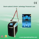 2017 laser neuf Picosure pour le laser de déplacement de tatouage du laser 1064nm 532nm 755nm Picosure de Pico de commutateur du déplacement Q de tatouage