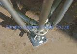 Système d'échafaudage de Boucle-Verrou de qualité