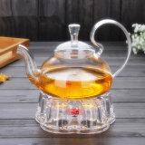 POT del tè 600ml con il creatore di tè dell'insieme di tè del filtro dall'acciaio inossidabile