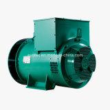 공기에 의하여 냉각되는 디젤 엔진 발전기를 위한 무브러시 발전기