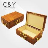 Коробка высокого дух отделки лоска деревянного арабского упаковывая