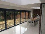 Puerta del vidrio laminado del diseño moderno de Pnoc080335ls