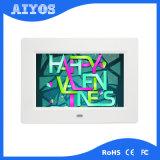 """전시 8 """" 광고 Aiyos에서 LCD 디지털 사진 액자"""