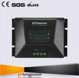 Controlador 12V 24V 36V 48V da potência solar de carregador de bateria 60A do lítio de Fangpusun MPPT
