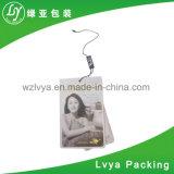 Kundenspezifische hochwertige Form-Kraftpapier-Pappfall-Marken für Kleidung