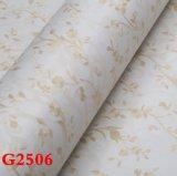 Paño de pared, papel pintado del PVC, PVC Wallcovering, papel de empapelar del PVC, tela de la pared del PVC, papel pintado del PVC