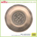 La catégorie comestible de Homeware conçoivent la plaque en fonction du client de boeuf de mélamine