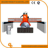 Gbqqj-3000A Bridge Type Hydraulic boven en beneden Stone Cutting Machine