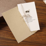 Enveloppe bon marché de cadeau de papier de couleur des prix pour la carte de cadeau/carte d'invitation
