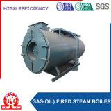 Caldaia di gas industriale dell'olio con con la fornace ondulata