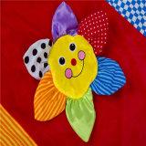 Le bébé animal de jouet Swaddle la couverture de peluche