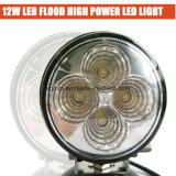 3inch 12W Epistar EMC Luz del trabajo del LED para la niveladora (GT2009-12W)