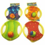 Juguetes del deporte para el disco al aire libre del vuelo de la bomba del agua del chapoteo, bola
