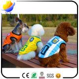 Het Vest van het Huisdier van de Kleren van de Kop van de Wereld van de Hond van het huisdier met 8 Team Jersey